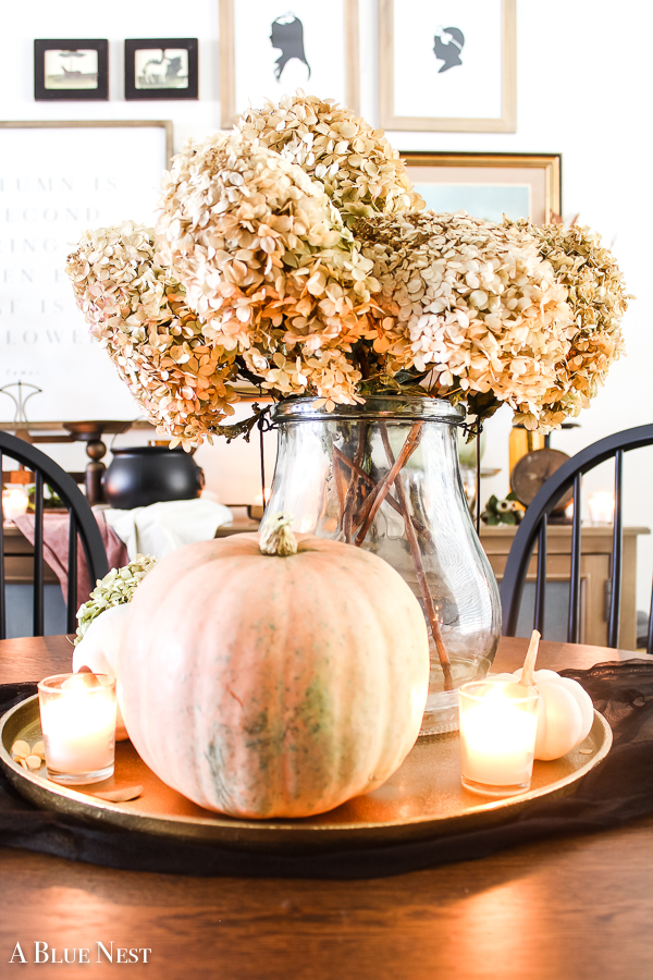 fascinating halloween dining room ideas | Witchy Halloween Dining Room - A Blue Nest